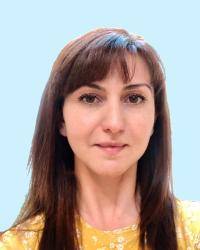 Anna Nazarova-Evans