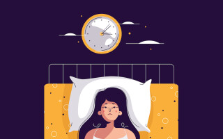 How to train your mind to fall asleep