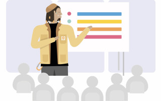 Top tips to impress when presenting
