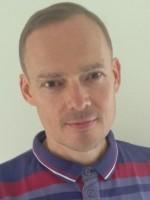 Tom Bailey (MA; BA (hons); Dip CP; Dip Hyp CS)