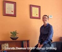 Gareth Thomas GQHP diphyp GHRreg