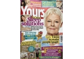 Contributor to 'Yours' magazine (issue 283) - On grief