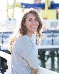 Kimberley Barnard, Helping mums balance work, family and their wellbeing