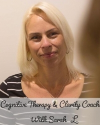 Sarah Leonard, Coach, Cognitive Therapist, NLP Master Prac and EFT
