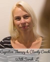 Sarah Leonard, Coach, Cognitive Therapist, NLP Master Prac and EFT