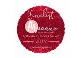 Finalist Mpower National Business Awards