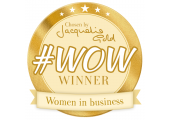 Jacqueline Gold #WOW winner