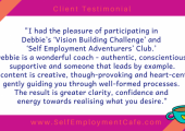 Client Feedback- authentic, conscientious & supportive