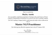 Master NLP Practitioner