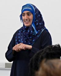 Safia Aslam ~ The Life Coach Manchester