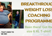 Weight Loss Coaching Programme