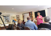 Training NLP and hypnosis<br />Everyone captivated