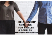 RELATIONSHIP COACHING FOR SINGLES AND COUPLES.