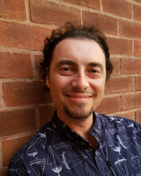 Nathan J Wood - Lifecoach and NLP practitioner