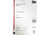 iLM Leadership and Management Certificate