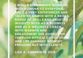 Rowena Wood ~ Life & Wellness Coach image 3