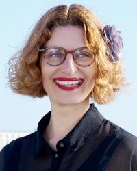 Alisa Salamon, Dip.TC, BA (Hons), M.Phil, Transformational Life Coach