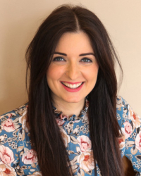 Amy Dias-Grundy 'Amy Rose Wellbeing' Life Coach and NLP Practitioner