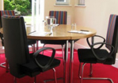 The Old Vicarage, meeting room