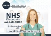 NHS workers´ discount