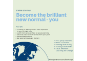 Become the Brilliant New Normal You<br />My new group programma starting 12th of May