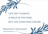 Coaching in Victoria park<br />Relaunched 4th of July 2020