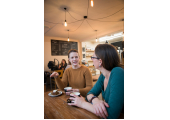 Informal, free initial consultations over coffee