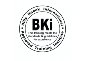 Billy Kueek International Seal<br />Approved Training Institute