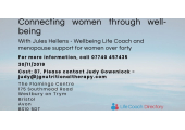 Jules Hellens - Women's Wellbeing Life Coach. image 1