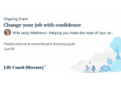 Change your job with confidence