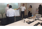 Behavioural Change Report Back Exercise<br />Listening to check understanding - Tokyo Coaching Tour