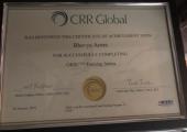 ORSC / CRR UK & GLOBAL PRACTITIONER