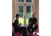 Providing a hypnosis session