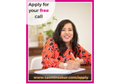 Mindset Coach - Book a call<br />www.tasminsabar.com/apply