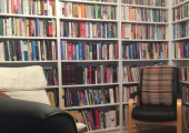 Home Library<br />Coaching Space