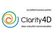Clarity4D logo<br />I am also a Clarity4D practitioner