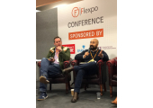 Panelist at Flexpo<br />with Han-Son Founder of Daddilife