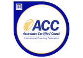 Accreditation<br />Fully accredited with the International Coaching Federation