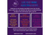 New!! LOVE YOUR WORK! boost package<br />6 week one-to-one career coaching package - £375