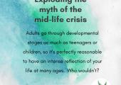 Am I having a mid life crisis?
