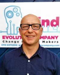 Mark Blyton - Mindset Performance Coach - Mind Evolution Company