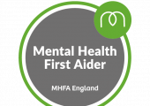 I am a Certified Mental Health First Aider