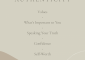How I can Help - Authenticity