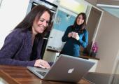 Jenny & Emma, Women to Work