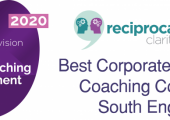 Our award as best health or wellness coaching company