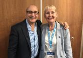 Paul Mckenna & June O'Driscoll