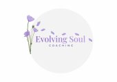 My logo represents my belief that we can all evolve as human beings.