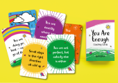You Are Enough Coaching Cards -  https://nicolasemple.com/cards