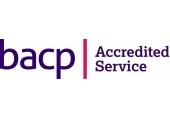 BACP Service Accreditation logo