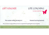 Life Coaching voucher<br />Available